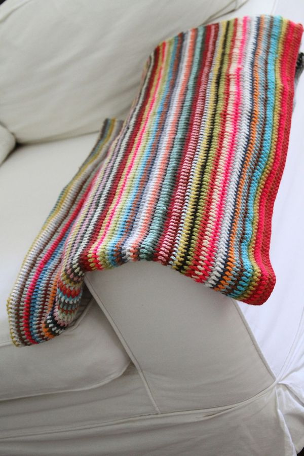 PGarrison cochet blanket finished