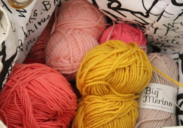 Yarn palettes 3
