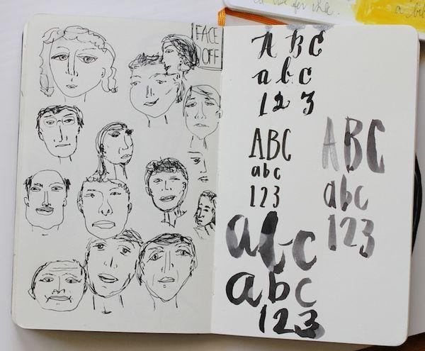 PG sketching