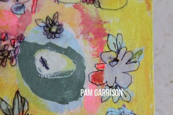 Pam Garrison Fiesty One painting1