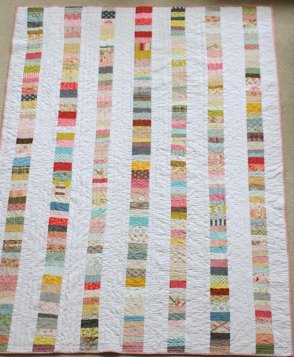 progress report: modern quilt - pamgarrison : modern quilts for sale - Adamdwight.com