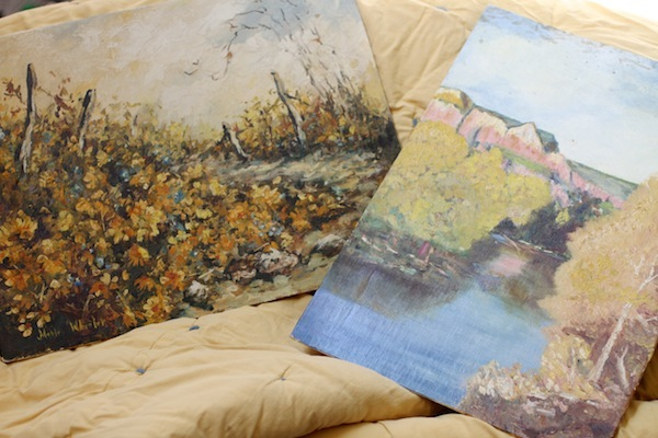 Old paintings