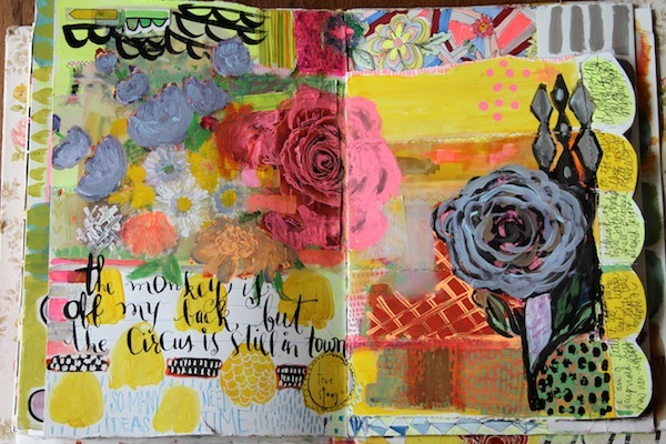 PG art journaling 4