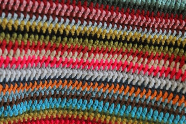 PG crochet up close