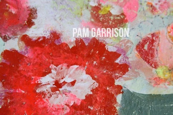 Pam Garrison A Gentle Spring painting2