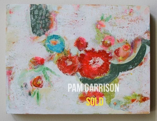 Pam Garrison A Gentle Spring painting 5.58.56 PM