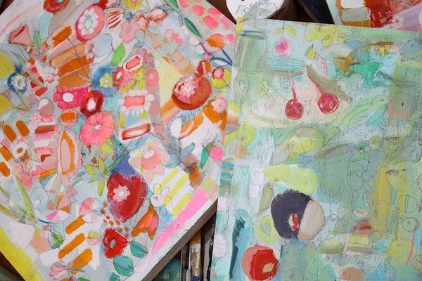 Pgarrison paintings in progress8