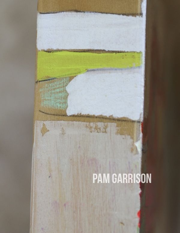 Pam Garrison Softly Blooming painting3