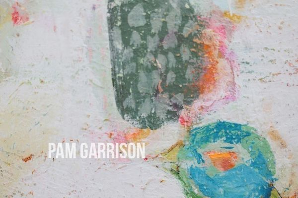 Pam Garrison A Gentle Spring painting5