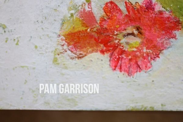 Pam Garrison A Gentle Spring painting3