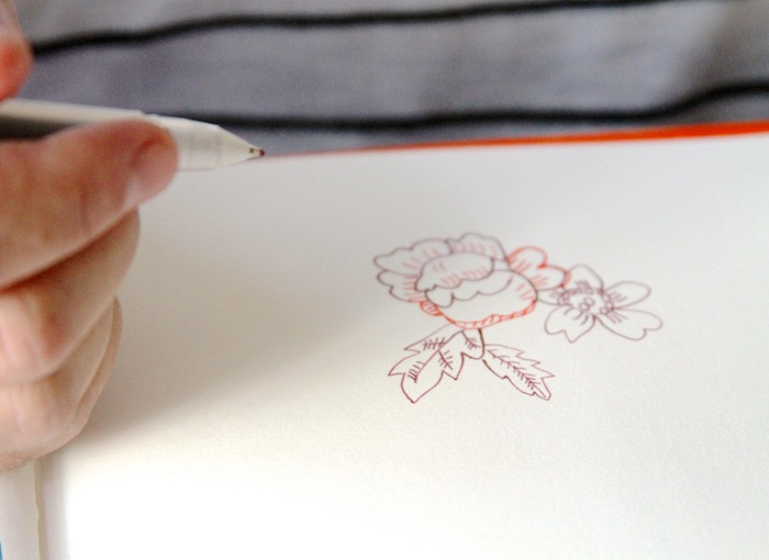 Mary ann moss sketching 8