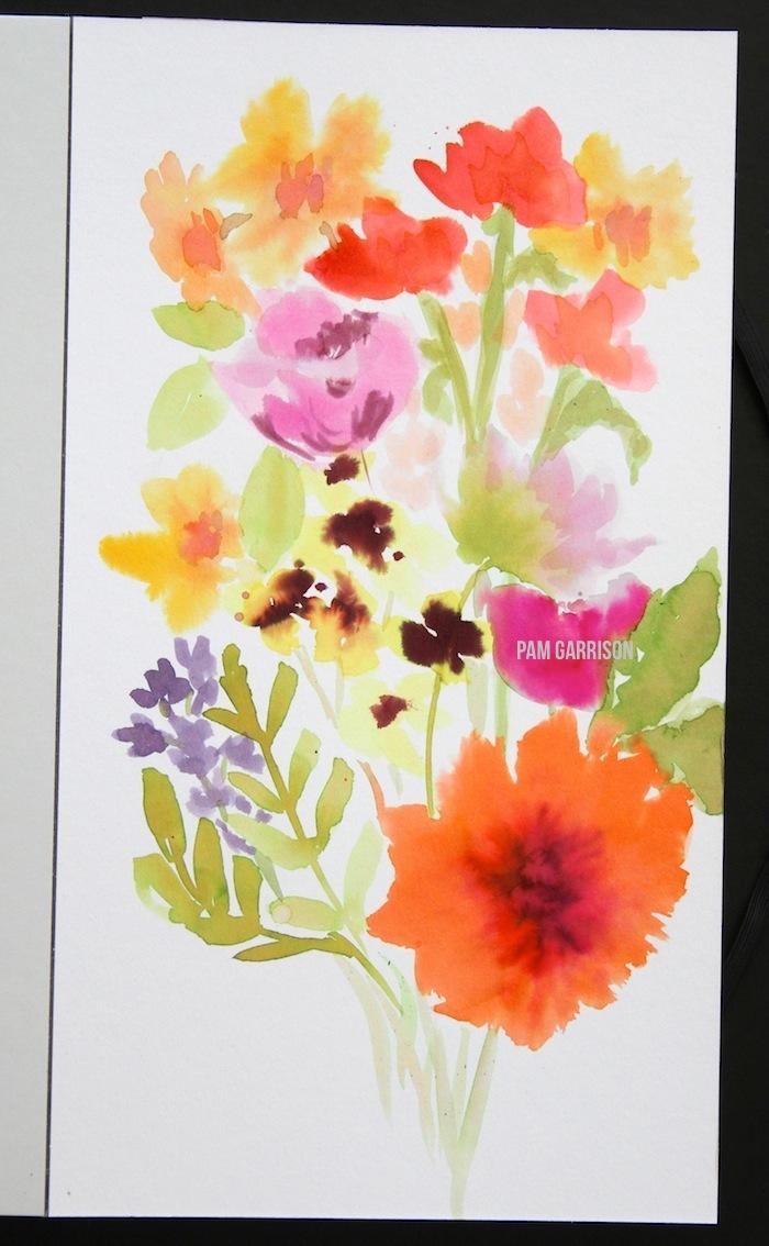 Pam garrison watercolor