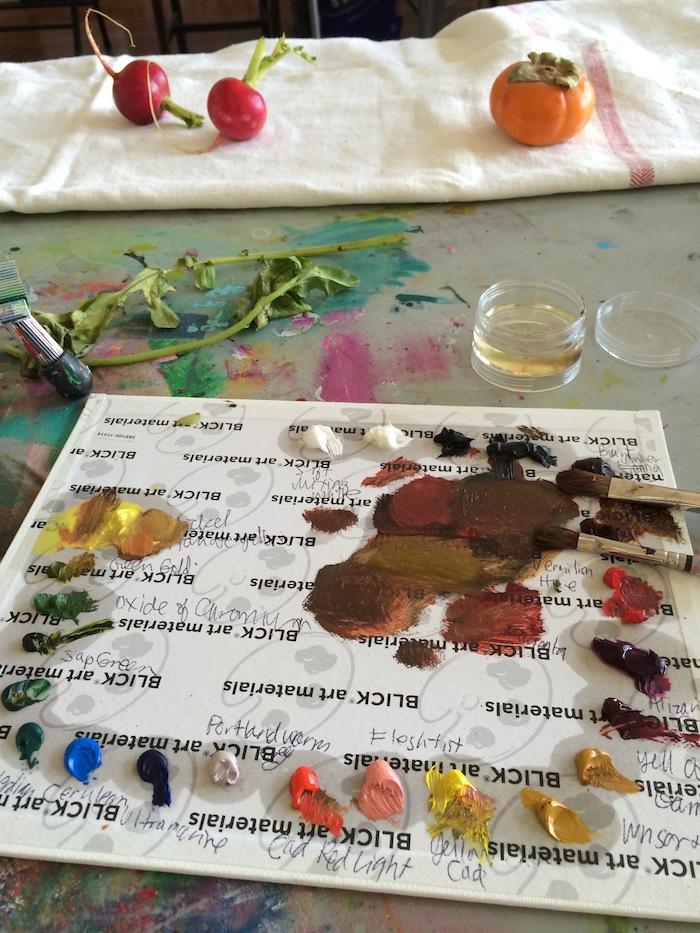 Pg oil palette