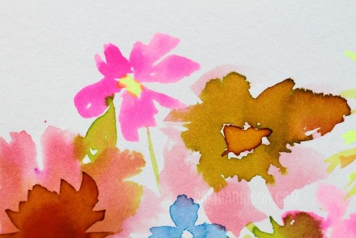Pam garrison watercoloring 1