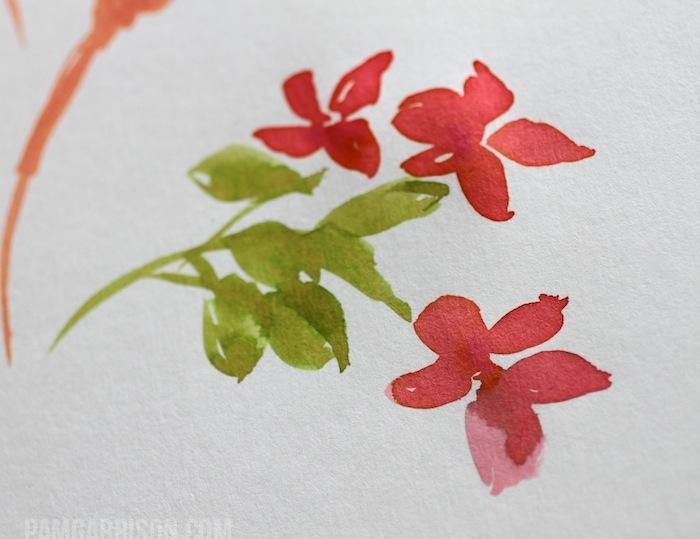 Pam garrison watercoloring 7