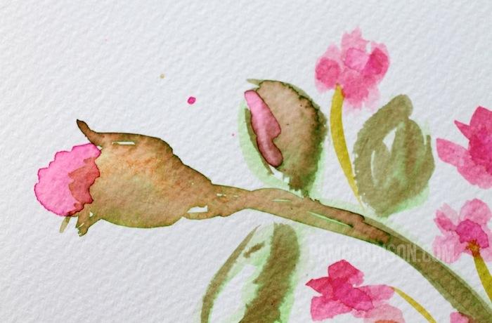 Pam garrison watercoloring 9