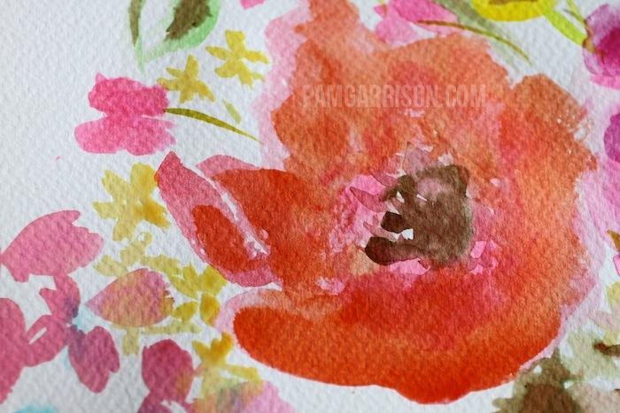 Pam garrison watercoloring 8