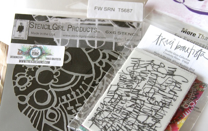 Traci Bautista printmaking unleashed 2