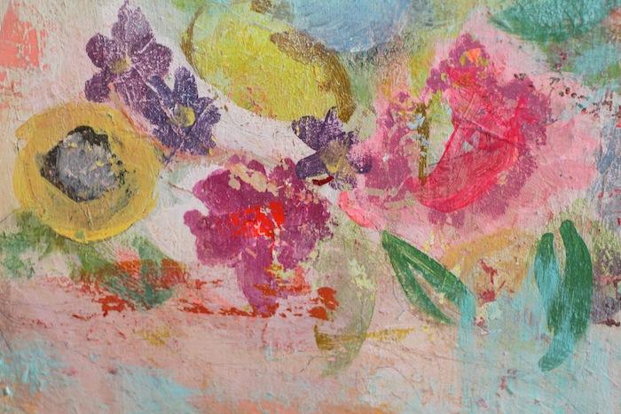 PGarrison paintings in progress