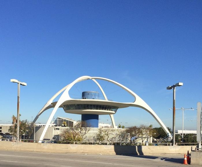LAX iconic