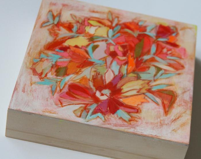 Pam Garrison floral 8x8 1