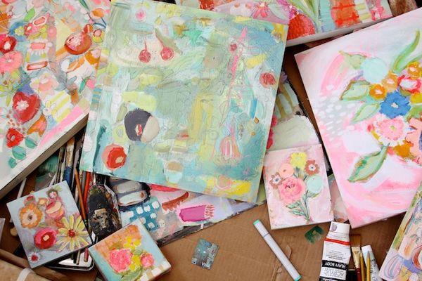 Pgarrison paintings in progress2