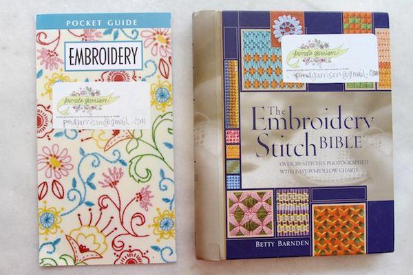 Go to stitch books
