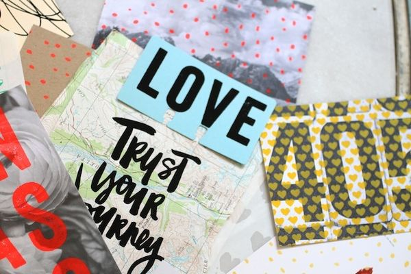 Life love paper pack 1