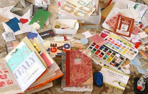 PG Italy travel journals