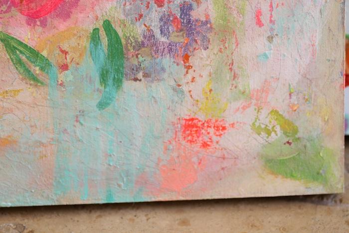 PG paintings in progress