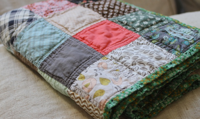 PG baby quilt 12