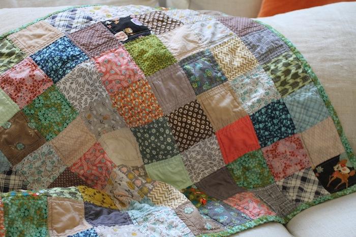PGarrison baby quilt