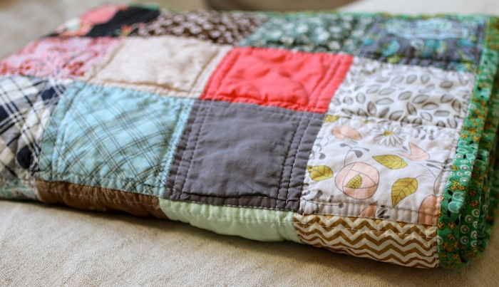 PG baby quilt 13