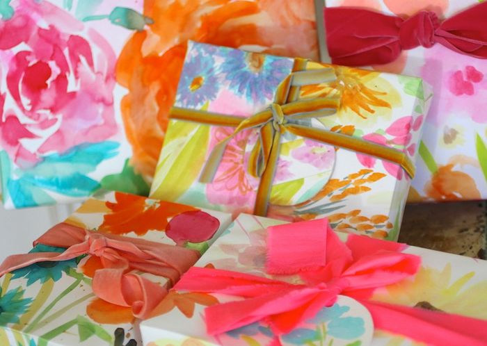 Painted giftwrap_pamgarrison