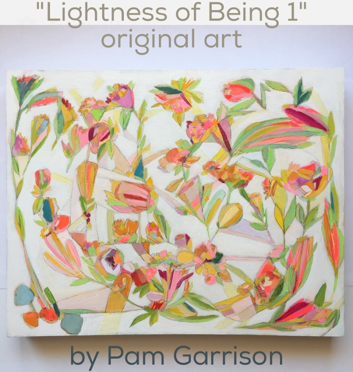 Pam Garrison paintings