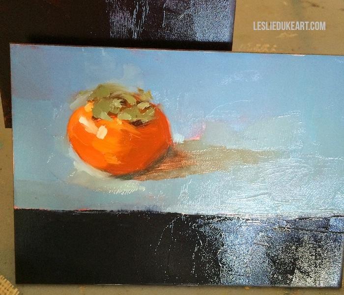 Leslie Duke persimmon