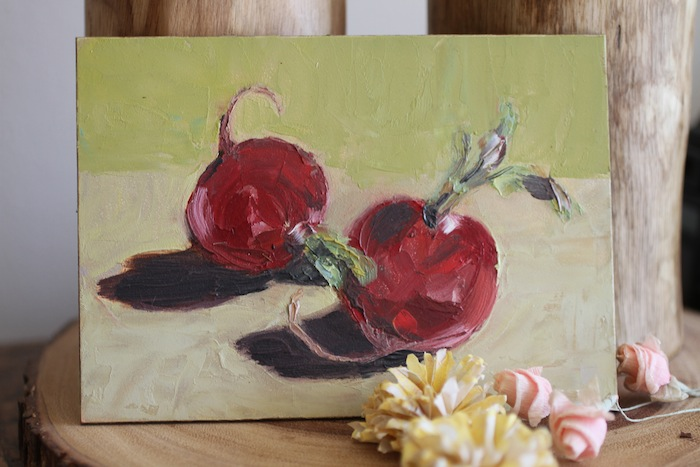 PGarrison painting
