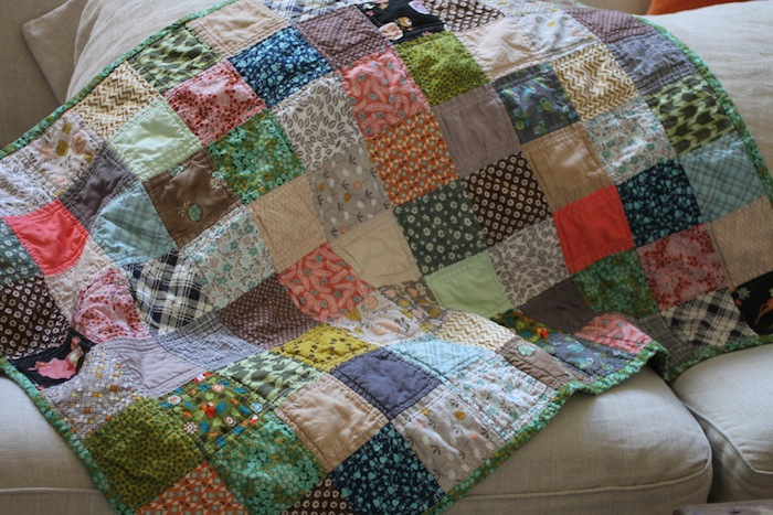 PG quilt for Vince