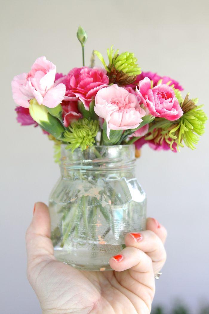 Flowers arranged pg