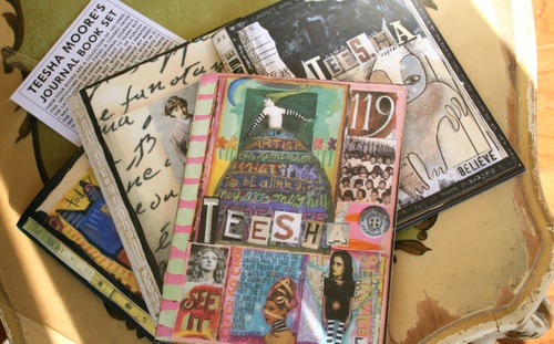 Teeshas_journal_book_set