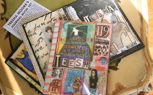 Teeshas_journal_book_set