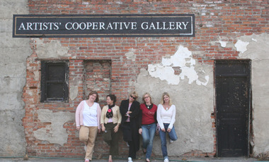 Artists_cooperative_gallery