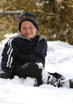 Dugs_snow